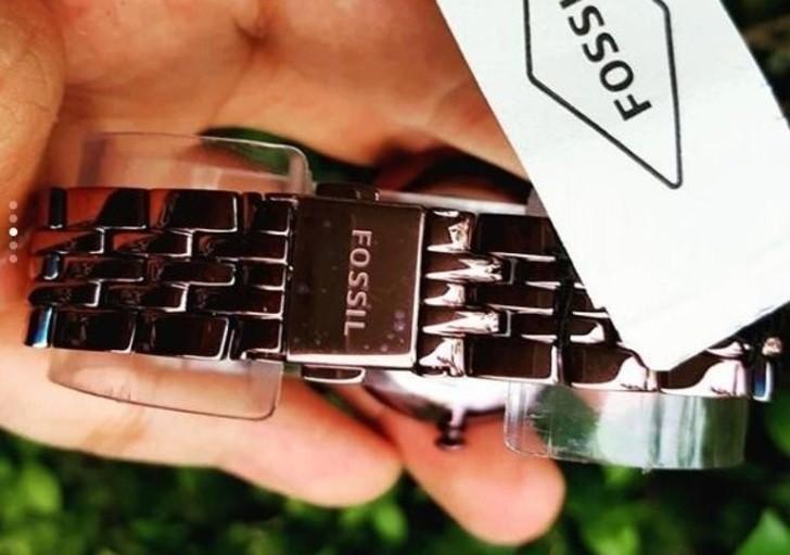Đồng hồ Fossil ES4100 giá tốt thay pin miễn phí trọn đời - Ảnh 4