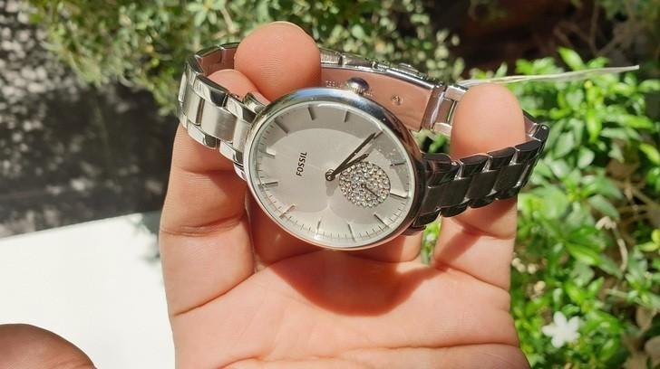 Đồng hồ Fossil ES4437 giá rẻ, thay pin miễn phí trọn đời - Ảnh 5