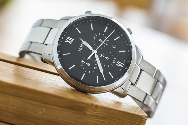 Đồng hồ Fossil FS5384 giá tốt thay pin miễn phí trọn đời - Ảnh 6
