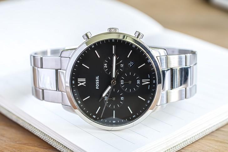 Đồng hồ Fossil FS5384 giá tốt thay pin miễn phí trọn đời - Ảnh 1