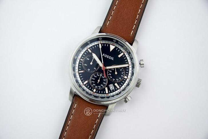 Đồng hồ Fossil FS5414 giá rẻ, thay pin miễn phí trọn đời - Ảnh 1