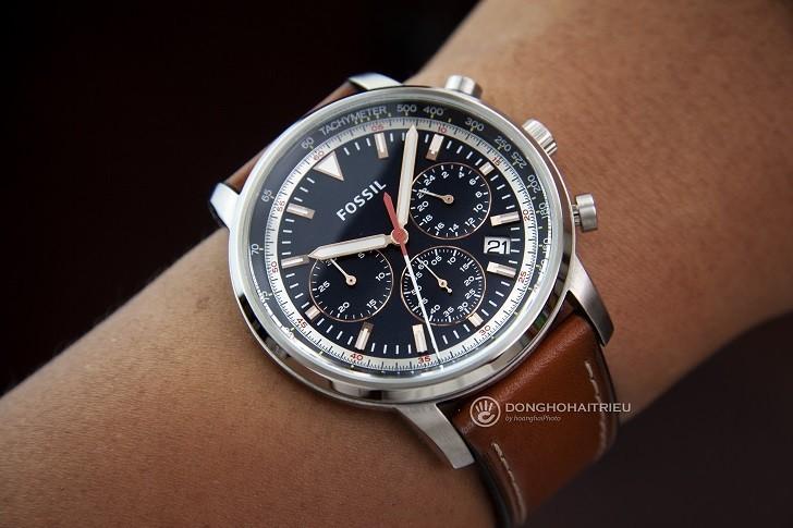 Đồng hồ Fossil FS5414 giá rẻ, thay pin miễn phí trọn đời - Ảnh 4