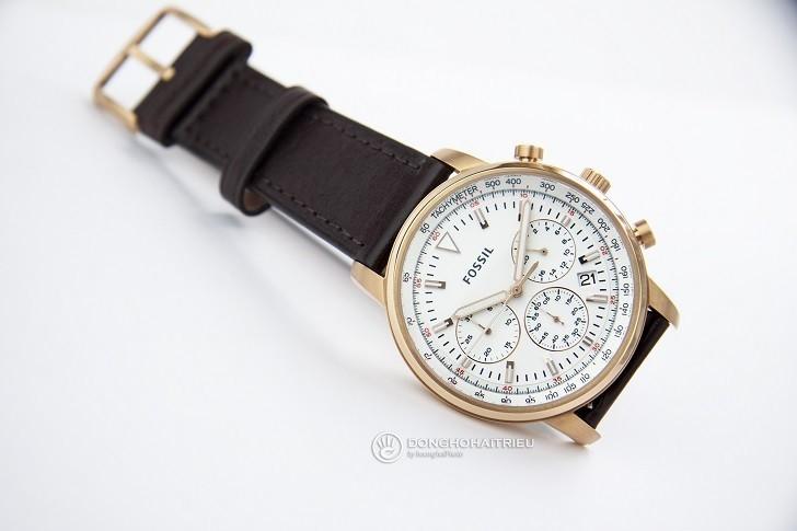 Đồng hồ Fossil FS5415 giá rẻ, thay pin trọn đời miễn phí - Ảnh 3