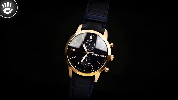 Đồng hồ Fossil FS5436 giá rẻ, thay pin miễn phí trọn đời - Ảnh 3