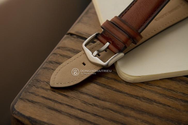 Đồng hồ Fossil FS5453 thiết kế thời trang, có Chronograph - Ảnh 4