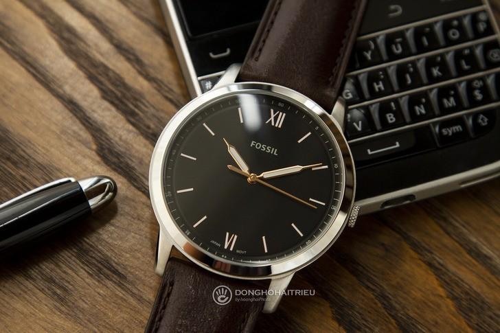 Đồng hồ Fossil FS5464 giá rẻ, thay pin miễn phí trọn đời - Ảnh 1