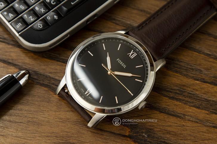 Đồng hồ Fossil FS5464 giá rẻ, thay pin miễn phí trọn đời - Ảnh 2