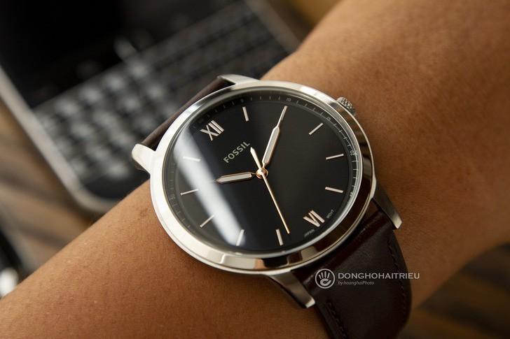 Đồng hồ Fossil FS5464 giá rẻ, thay pin miễn phí trọn đời - Ảnh 3