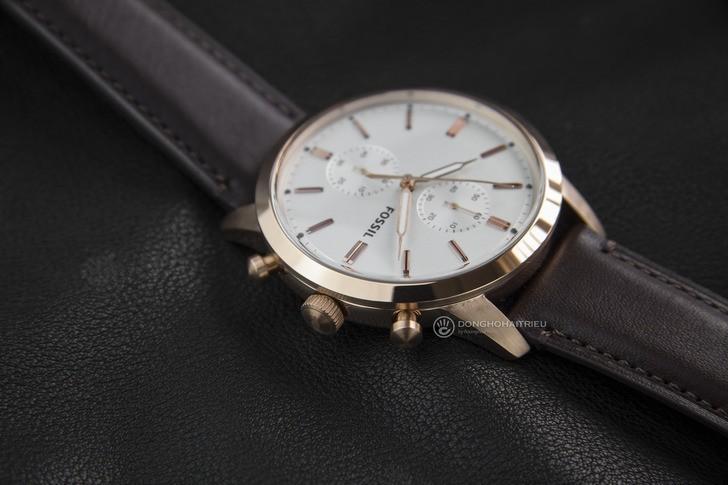 Đồng hồ Fossil FS5468 giá rẻ, thay pin miễn phí trọn đời - Ảnh 5