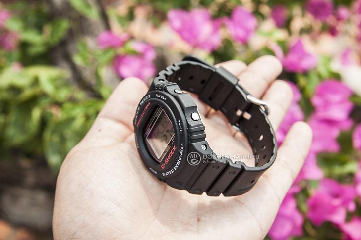 G-Shock DW-5750E-1DR: Thiết Kế Cho Những Cột Mốc Quan Trọng - 2