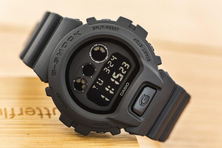 Đồng hồ G-Shock DW-6900BB-1DR thiết kế nam tính, mạnh mẽ - Ảnh 2
