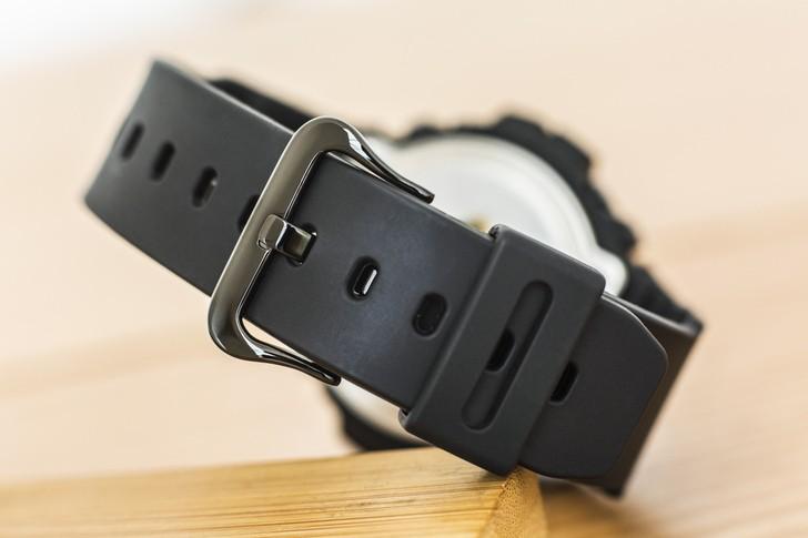 Đồng hồ G-Shock DW-6900BB-1DR thiết kế nam tính, mạnh mẽ - Ảnh 4