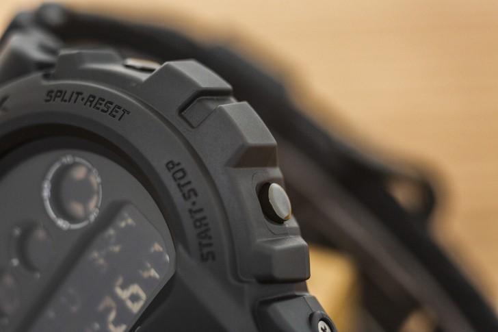 Đồng hồ G-Shock DW-6900BB-1DR thiết kế nam tính, mạnh mẽ - Ảnh 5