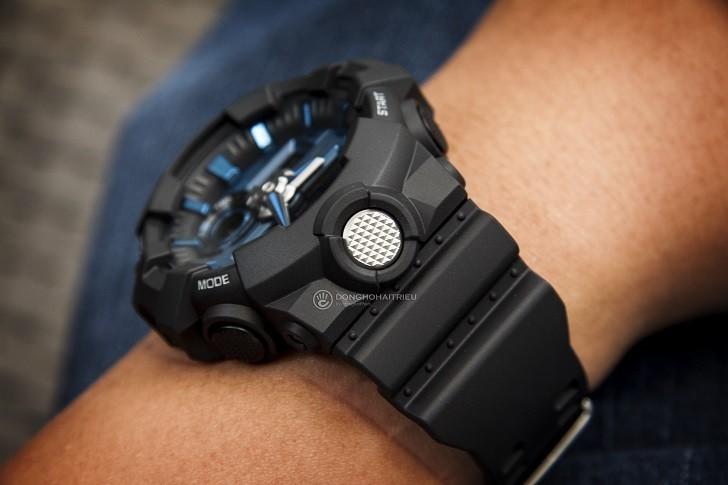 Đồng hồ G-Shock GA-710-1A2DR giá rẻ, thay pin miễn phí - Ảnh 6