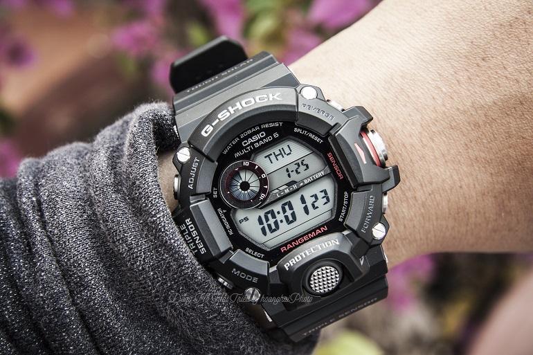 Mua Đồng Hồ G-Shock GW-9400-1DR Ở Đâu Giá Rẻ Uy Tín? - 1