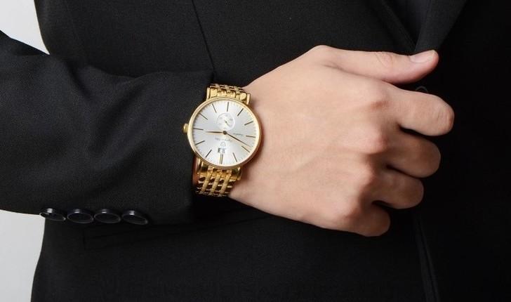 Đồng hồ nam OP 58070MSK-T-04 giá rẻ, thay pin miễn phí - Ảnh 1