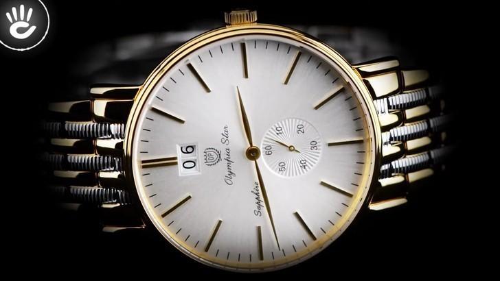 Đồng hồ nam OP 58070MSK-T-04 giá rẻ, thay pin miễn phí - Ảnh 4