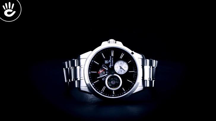 Đồng hồ nam Olym Pianus 9908AGS-D-88 thay pin miễn phí - Ảnh 1