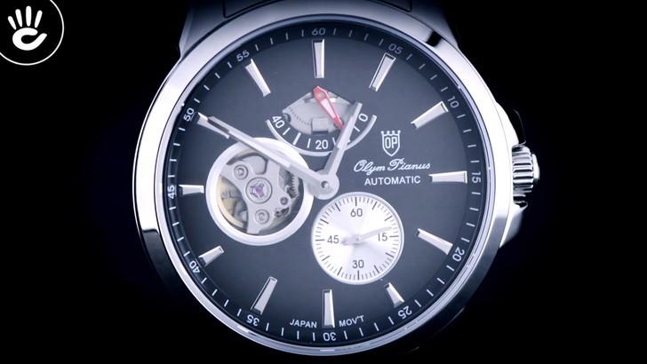 Đồng hồ nam Olym Pianus 9908AGS-D-88 thay pin miễn phí - Ảnh 2
