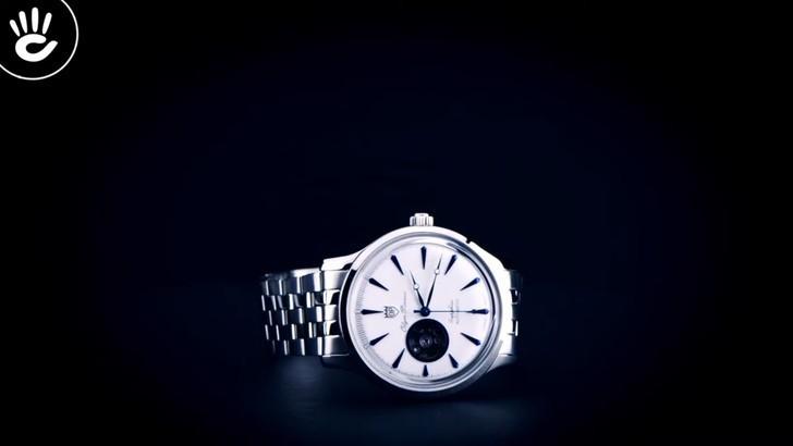 Đồng hồ Olym Pianus 99141AGS-T-71 giá rẻ, thay pin miễn phí - Ảnh 1