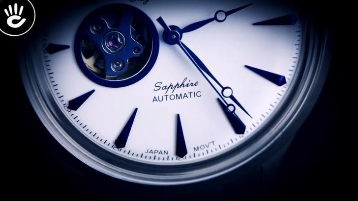 Đồng hồ Olym Pianus 99141AGS-T-71 giá rẻ, thay pin miễn phí - Ảnh 3