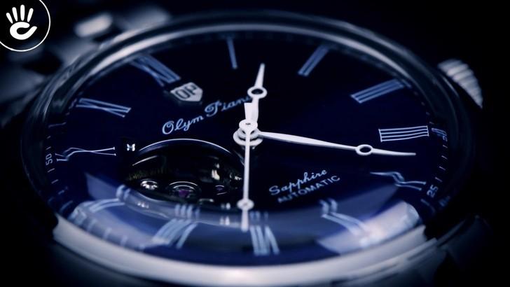 Đồng hồ Olym Pianus 99141AGS-X-711 máy cơ, lên cót tự động - Ảnh 3