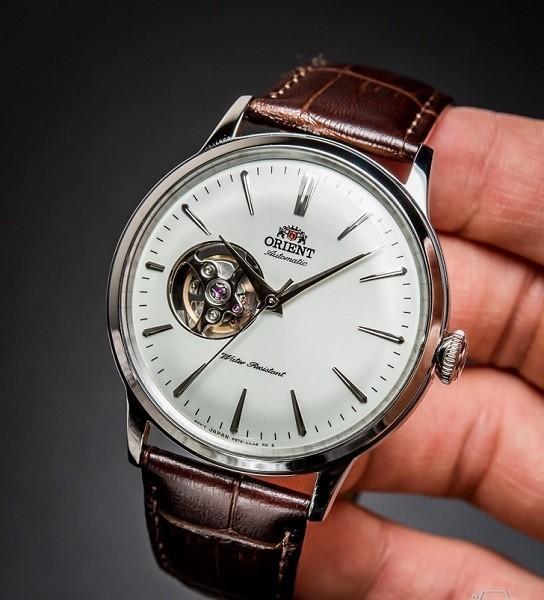 Đồng hồ Orient RA-AG0001S10B trữ cót 40 giờ, mặt kính vòm - Ảnh: 1