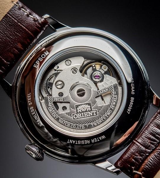 Đồng hồ Orient RA-AG0001S10B trữ cót 40 giờ, mặt kính vòm - Ảnh: 2