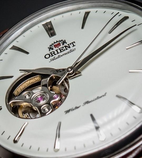 Đồng hồ Orient RA-AG0001S10B trữ cót 40 giờ, mặt kính vòm - Ảnh: 3