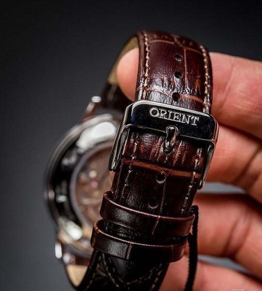 Đồng hồ Orient RA-AG0001S10B trữ cót 40 giờ, mặt kính vòm - Ảnh: 5
