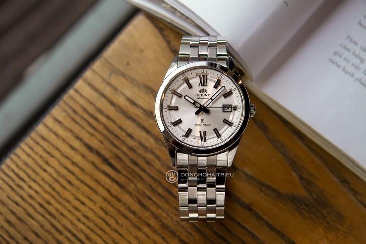 Đồng hồ Orient SER2G003W0 automatic, trữ cót đến 40 giờ - Ảnh 2