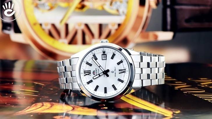 Đồng hồ Orient SER2G003W0 automatic, trữ cót đến 40 giờ - Ảnh 5