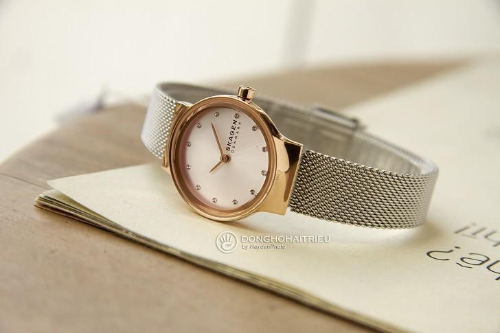 Đồng hồ Skagen SKW2716 thiết kế nhỏ gọn dành cho phái đẹp - Ảnh 6