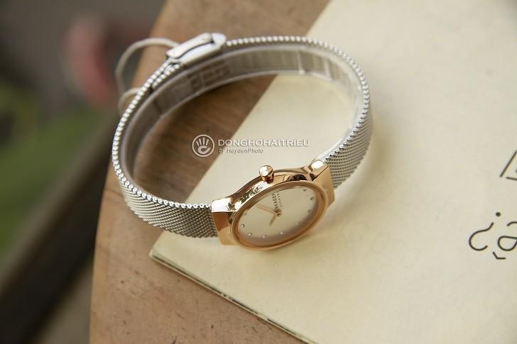 Đồng hồ Skagen SKW2716 thiết kế nhỏ gọn dành cho phái đẹp - Ảnh 10