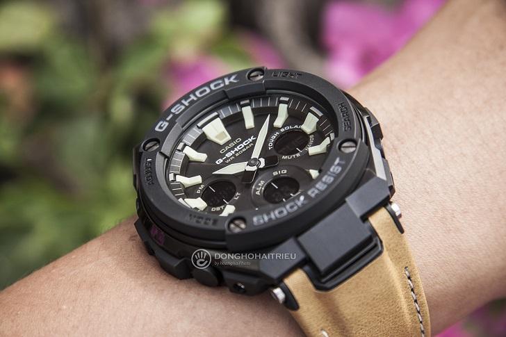 Tổng Quan Dòng Sản Phẩm Đồng Hồ G-Shock GST-S120L-1BDR 3