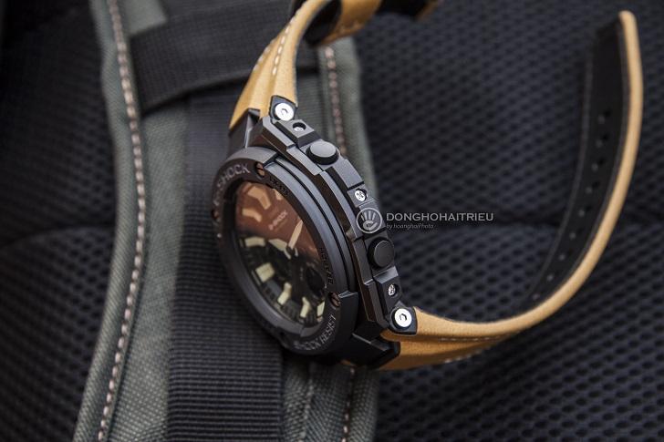 Tổng Quan Dòng Sản Phẩm Đồng Hồ G-Shock GST-S120L-1BDR 4