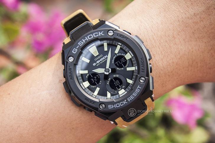 Tổng Quan Dòng Sản Phẩm Đồng Hồ G-Shock GST-S120L-1BDR 5