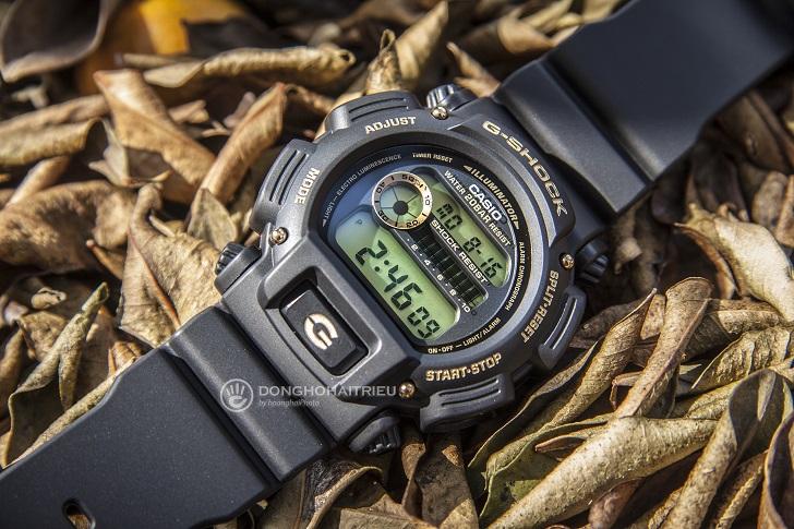 Trải Nghiệm Trên Tay Chiếc Đồng Hồ G-Shock DW-9052GBX-1A9DR - 1
