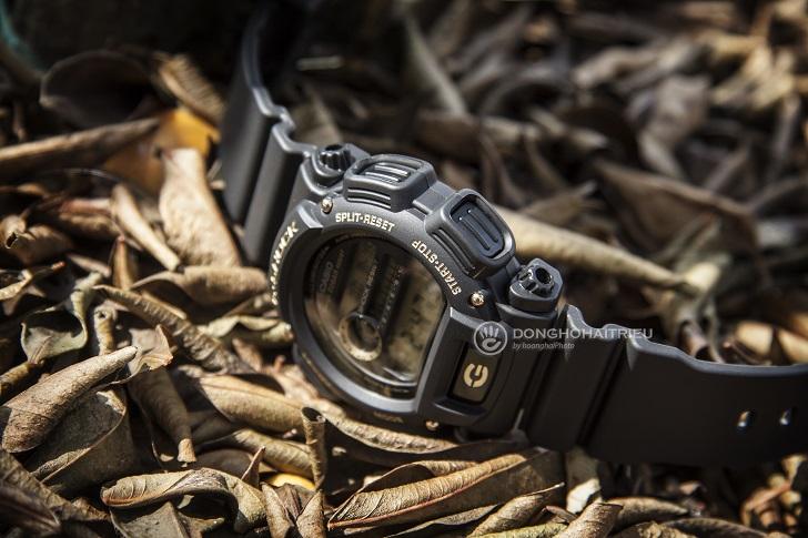 Trải Nghiệm Trên Tay Chiếc Đồng Hồ G-Shock DW-9052GBX-1A9DR - 2