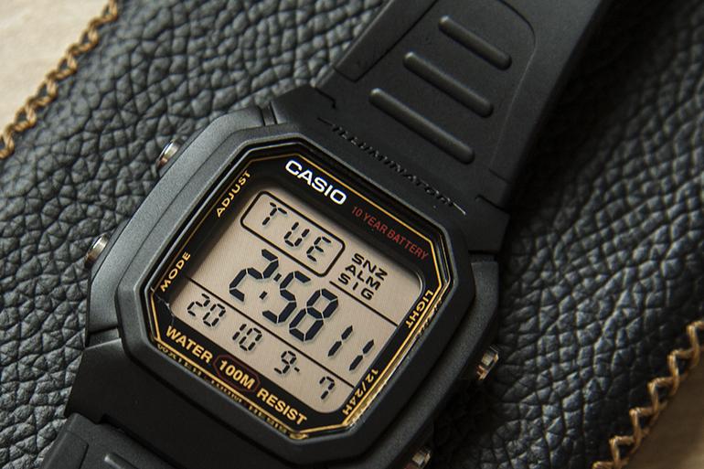 Ý Nghĩa Các Chữ Thường Gặp Trên G-SHOCK Và Casio Điện Tử CASIO W-800HG-9AVDF