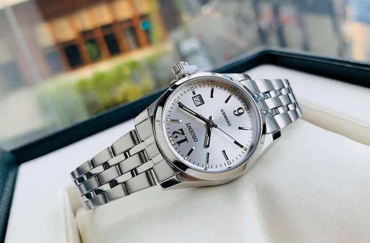 Đồng hồ nữ Orient SSZ3W004W0 giá rẻ, thay pin miễn phí - Ảnh 1