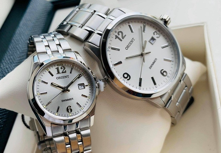 Đồng hồ nữ Orient SSZ3W004W0 giá rẻ, thay pin miễn phí - Ảnh 2