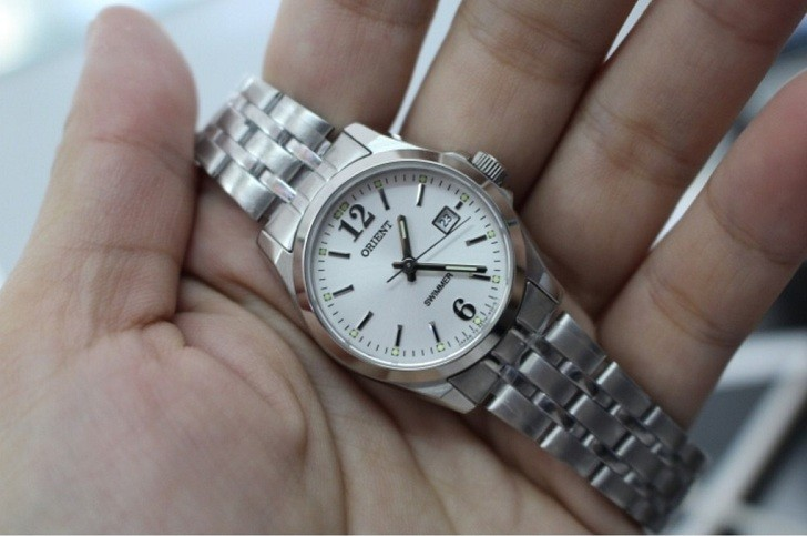 Đồng hồ nữ Orient SSZ3W004W0 giá rẻ, thay pin miễn phí - Ảnh 3