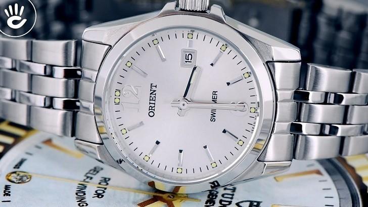 Đồng hồ nữ Orient SSZ3W004W0 giá rẻ, thay pin miễn phí - Ảnh 5
