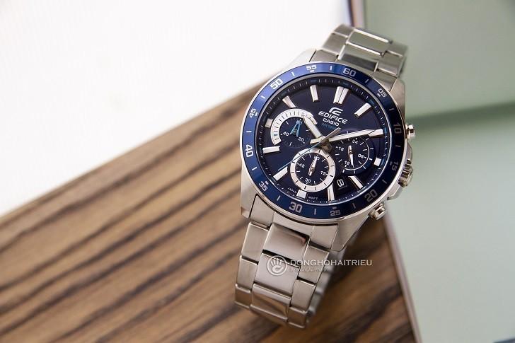 Đồng hồ Casio EFV-570D-2AVUDF giá rẻ, thay pin miễn phí - Ảnh 2