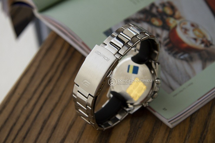 Đồng hồ Casio EFV-570D-7AVUDF giá rẻ, thay pin miễn phí - Ảnh: 2