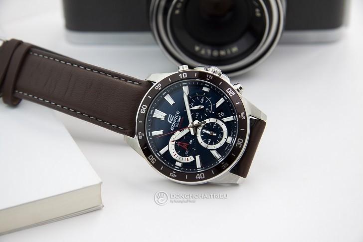 Đồng hồ Casio EFV-570L-2AVUDF giá rẻ, thay pin miễn phí - Ảnh 1