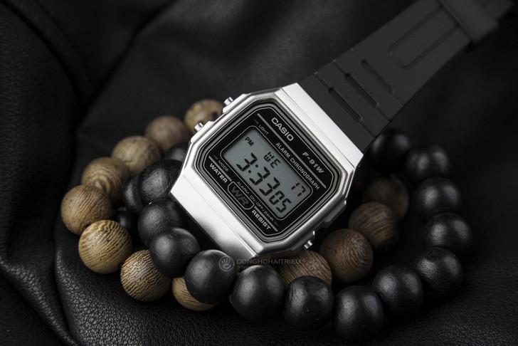 Đồng hồ Casio F-91WM-9ADF Huyền thoại giá rẻ cực bền - Ảnh 1