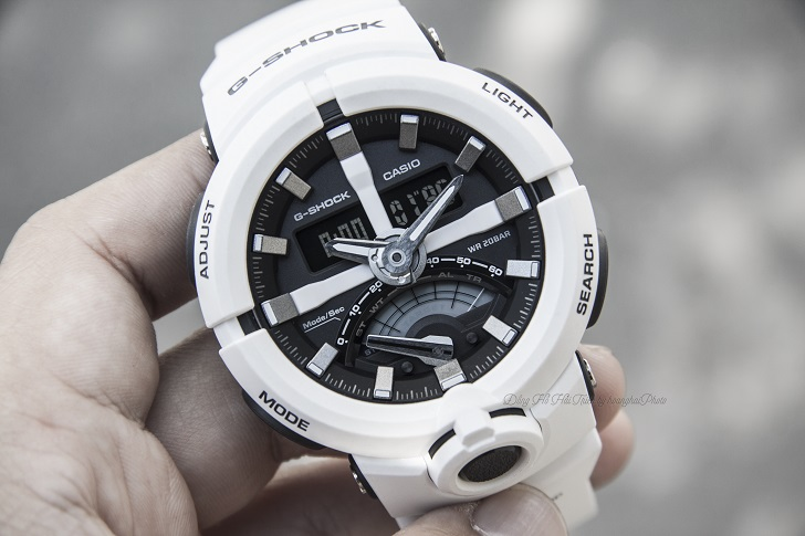 Casio G-Shock GA-500-7ADR: Lựa Chọn Mới Cho Người Chơi Thể Thao 1