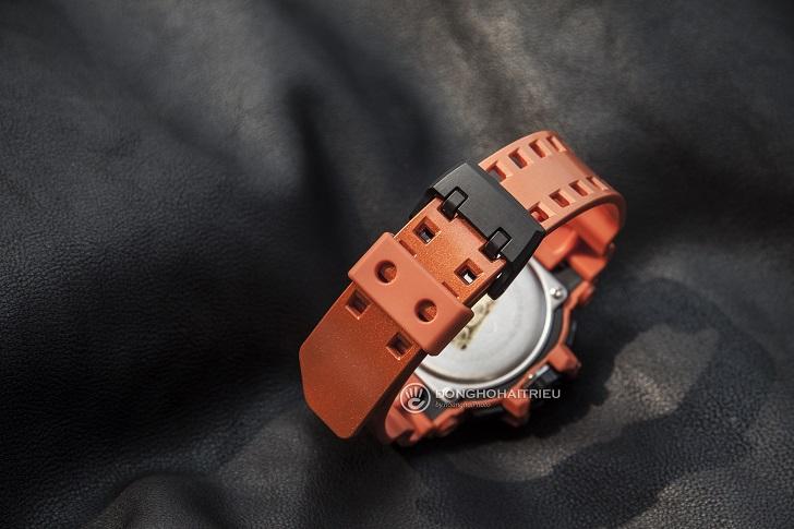 Casio G-Shock GBA-400-4BDR Độc Đáo Với Công Nghệ Bluetooth 4